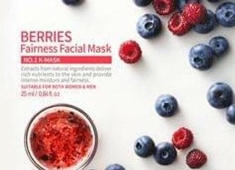 Mirabelle Berries Fairness Facial Mask
