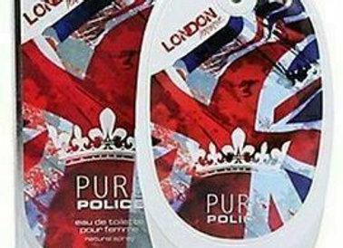 Police Pure London Femme Edt 50ml Vapo Women