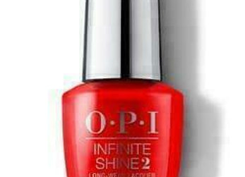 Opi Infinite Shine2 - Unrepentantly Red