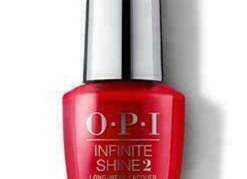 Opi Infinite Shine2 - Unequivocally Crimson
