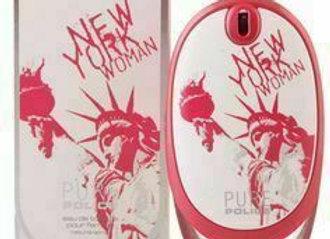 Police Pure New York Woman  Edt 50ml Vapo