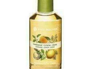 Yves Rocher Energizing Fragrance Mist Mandarin Lemon Cedar 100Ml