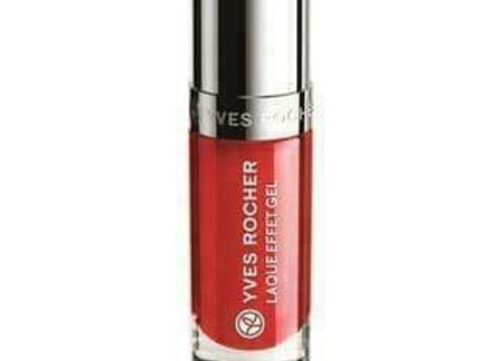 Yves Rocher Gel Effect Lacquer - Rouge Imperial #45