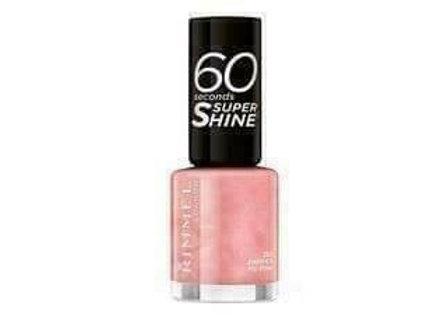 Rimmel 60 Seconds Super Shine Pamper Me Pink #263