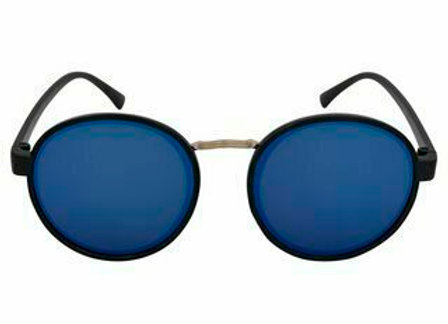 Round Keywhole Bridge Sunglasses