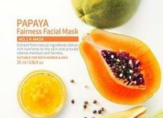 Mirabelle Papaya Fairness Facial Mask