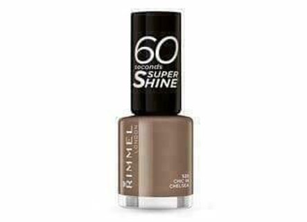 Rimmel 60 Seconds Super Shine Chic In Chelsea #520