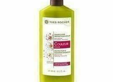 Yves Rocher Color - Protection And Radiance Shampoo 300 Ml