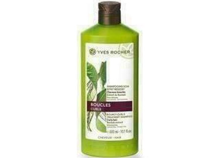Yves Rocher Treatment Shampoo Ressort Curly Hair 300 Ml