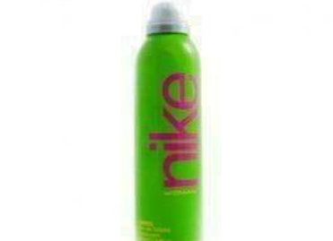 Nike Green Woman Deo Spray 200 Ml