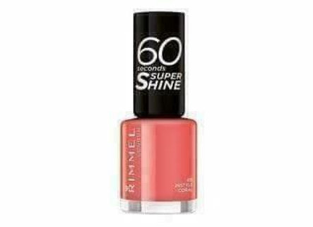 Rimmel 60 Seconds Super Shine Instyle Coral #415
