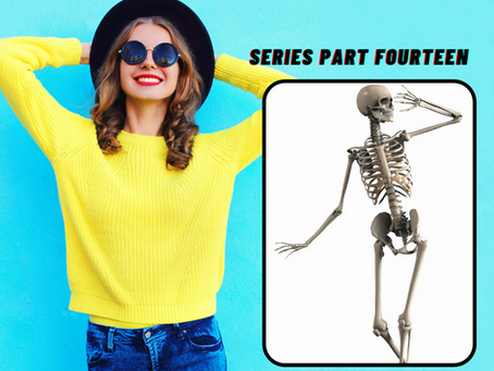 MEET YOUR SKELETAL SYSTEM: Series Part Fourteen
