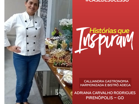 Calliandra recebeu consultoria pelo Sebraetec
