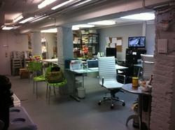 Basement office - WiFi included