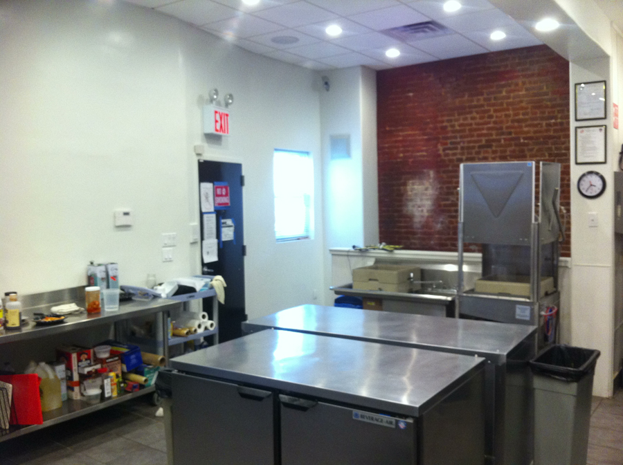 680 square foot kitchen