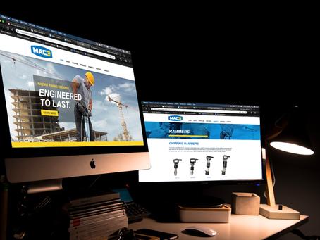 New MAC3 Inc. website