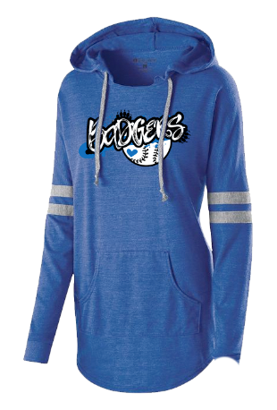 Badger Ladies Ball Hoodie
