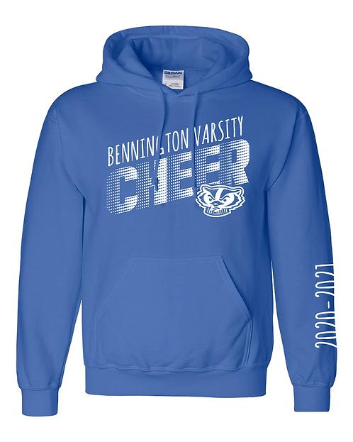 BHS Cheerleading Hoodie