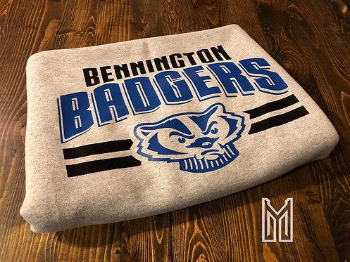 Badgers Stadium Blanket