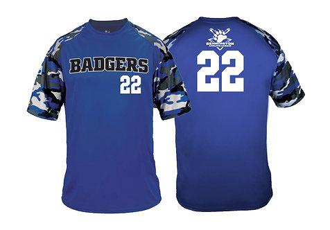 Badger Camo Team Jersey