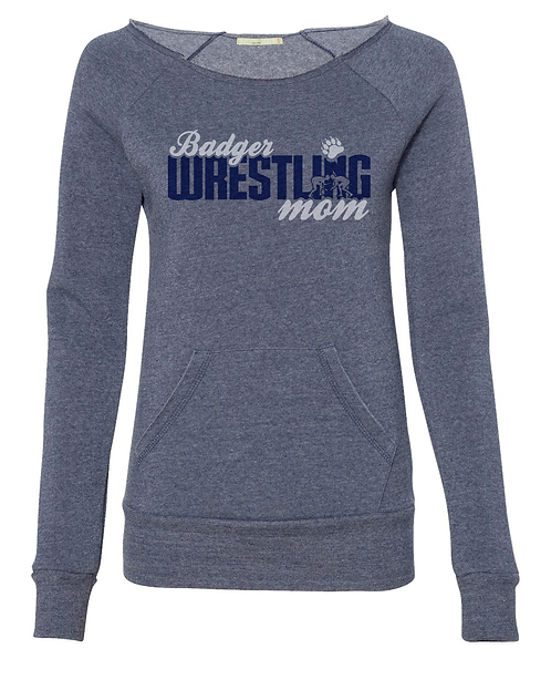 Ladies Badger Sweatshirt