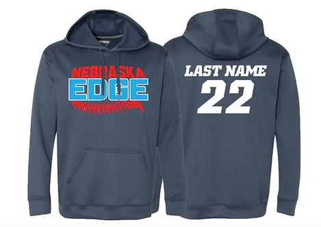 Edge Softball Team Hoodie