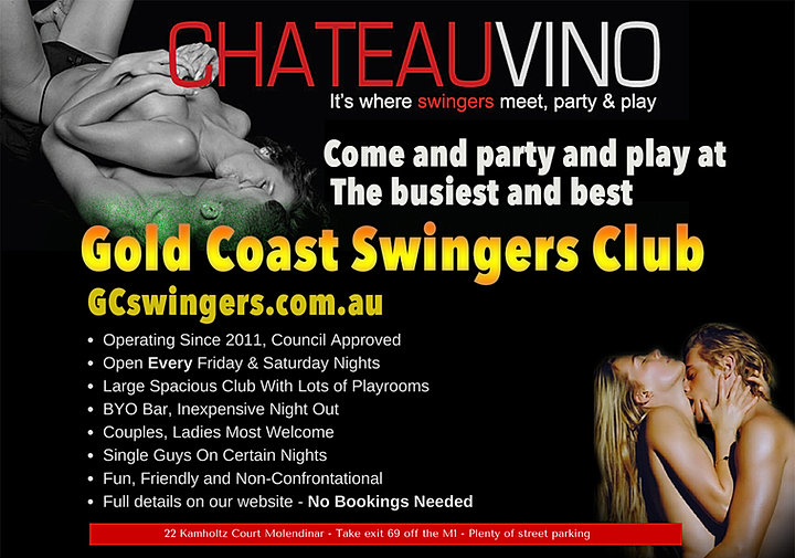 swingers on the gold coast