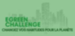 Logo eGreen Challenge