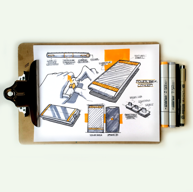 Power Bank Ideation