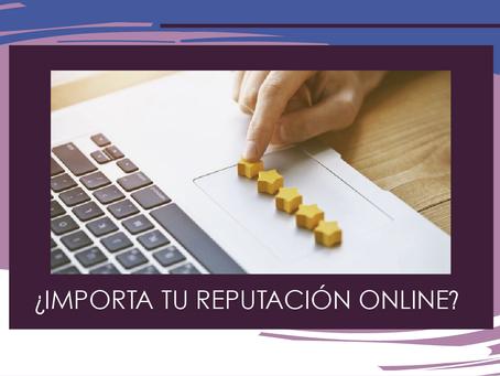 EL PODER DE TU REPUTACIÓN ONLINE