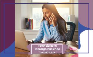 4 NUEVAS REGLAS DE LIDERAZGO PARA EL HOME OFFICE.