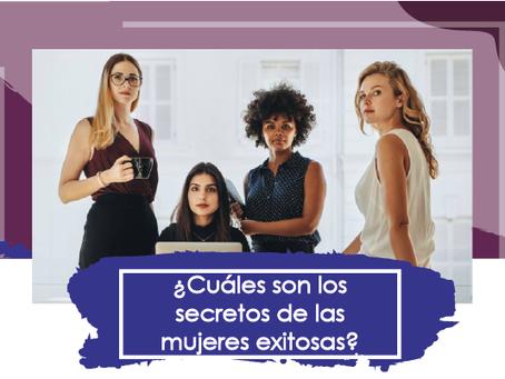 LOS 7 SECRETOS DE LAS MUJERES EXITOSAS.