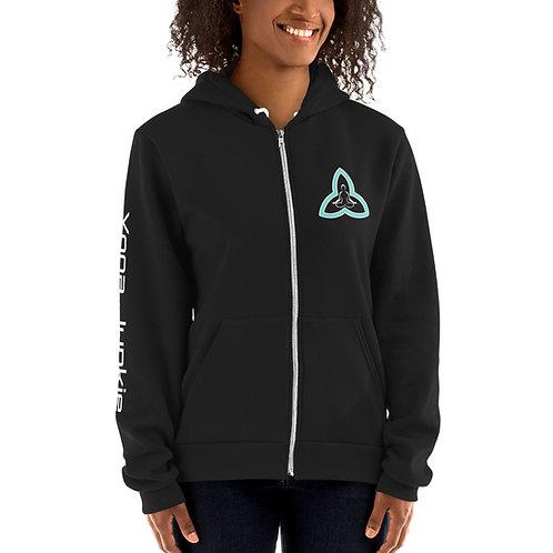 Yoga Junkie Logo Hoodie sweater