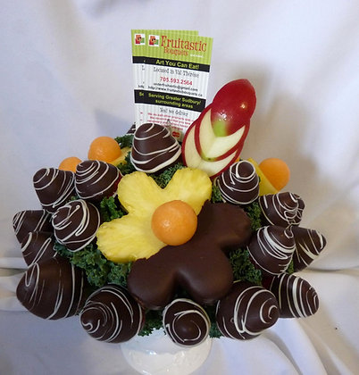 I Love Chocolate Bouquet