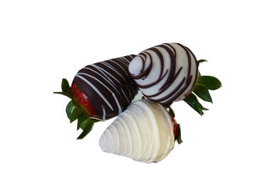 Asst Chocolate Strawberries