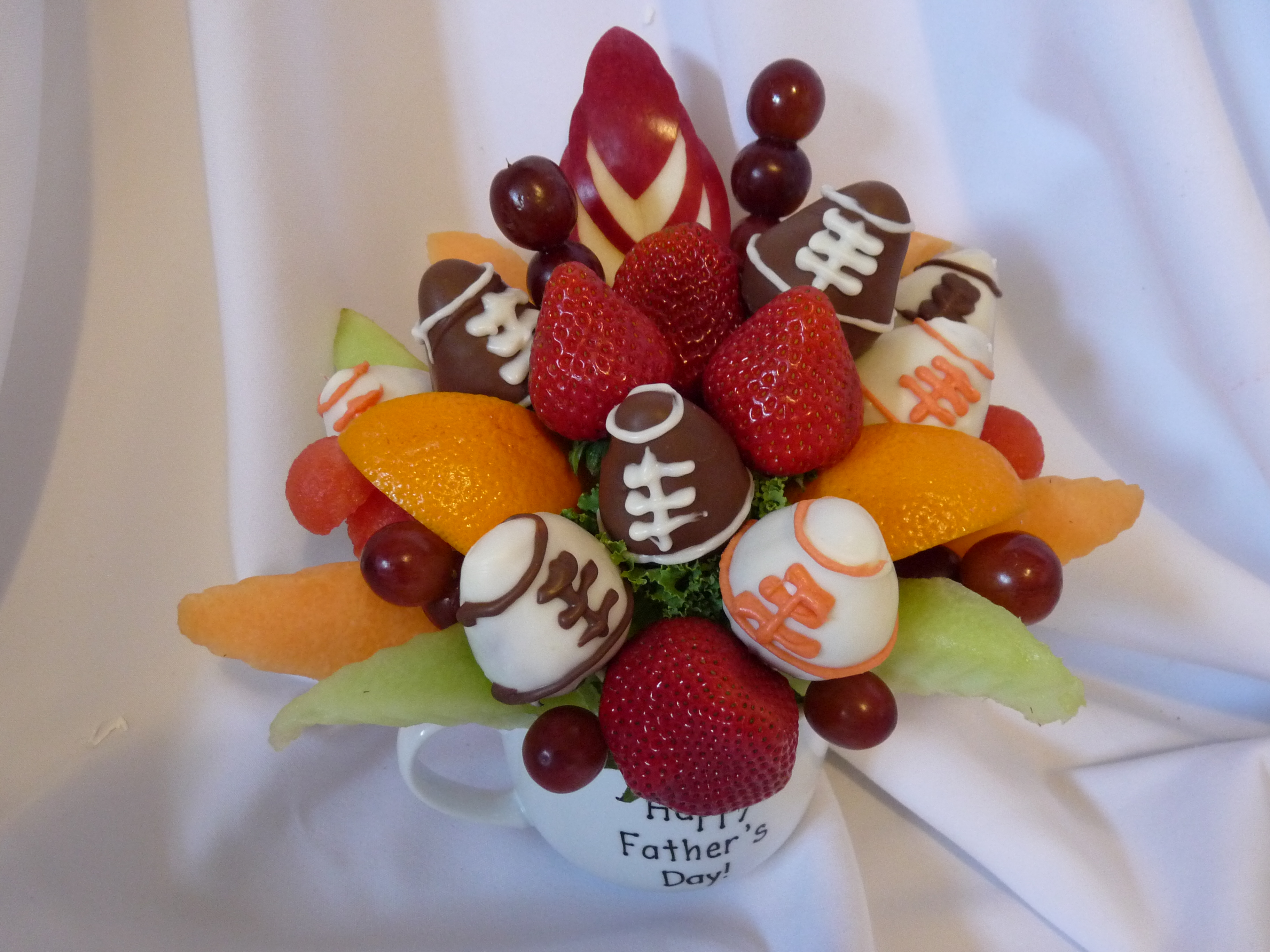 Father's Day sport Football Bouquet