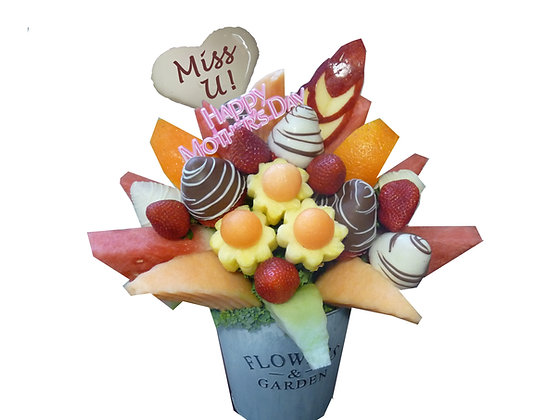 Garden Message Bouquet