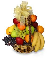 Whole Fruit Basket (in a wooden crate)