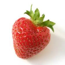 Regular strawberries
