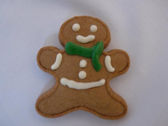 Add Gingerbread Man