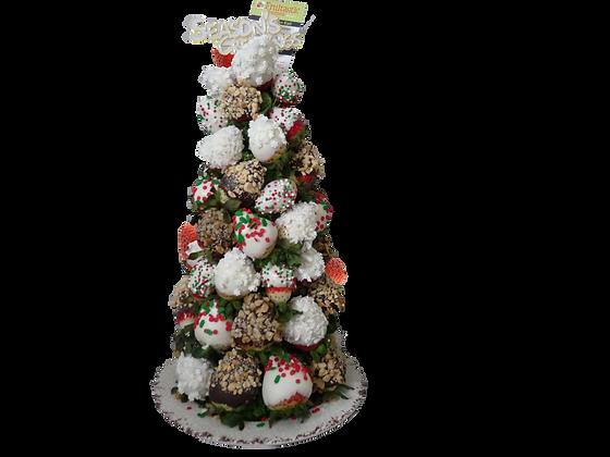Nutty Christmas Tree