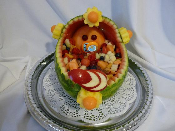 Fruitty Baby Bassinett