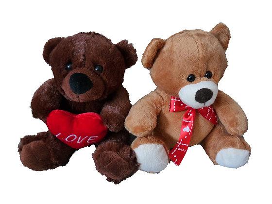 """Cuddly Bear 8.5"""""""