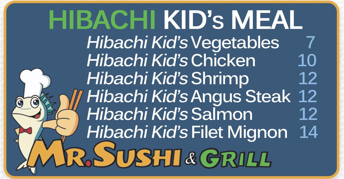 hibachi-Kids-Menu