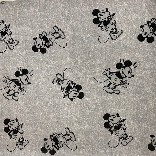Micky Mouse in Gray