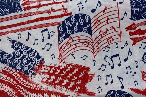 Melodies of Red, White & Blue