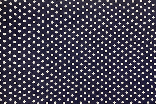 Black and White in Polka Dots