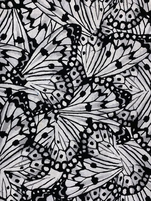 Butterflies in Black & White