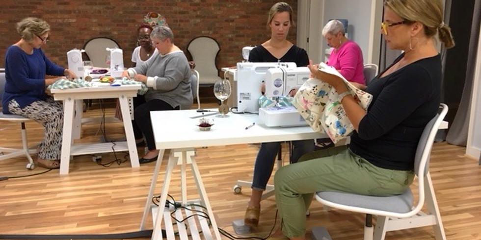 Intermediate Sewing Class