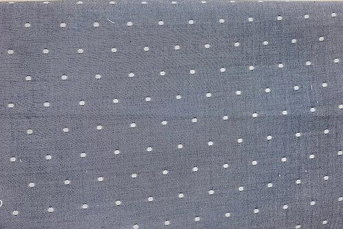 Gray in Polka Dots
